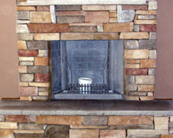New High-Efficiency Ahren Fireplace - Toms River, NJ